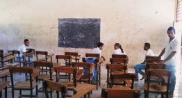 O desafio de ensinar em português