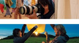 Fotógrafa de guerra e mãe