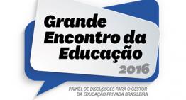 Grande Encontro da Educação 2016 | Participe