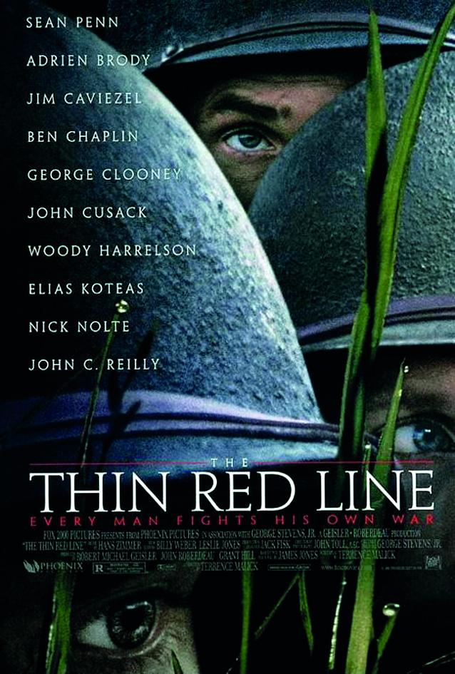 além da linha vermelha