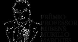 Prorrogadas as inscrições para o Prêmio Professor Rubens Murillo Marques