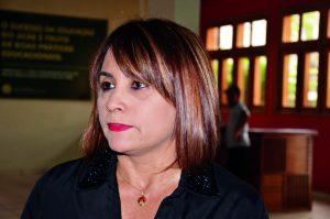 Marlete Lopes, secretária de Educação de Bujari (AC) | © Divulgação