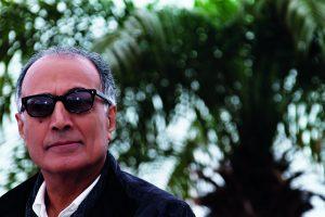 Abbas Kiarostami, falecido em julho último: principal nome do cinema iraniano