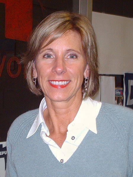 Betsy DeVos em 2005
