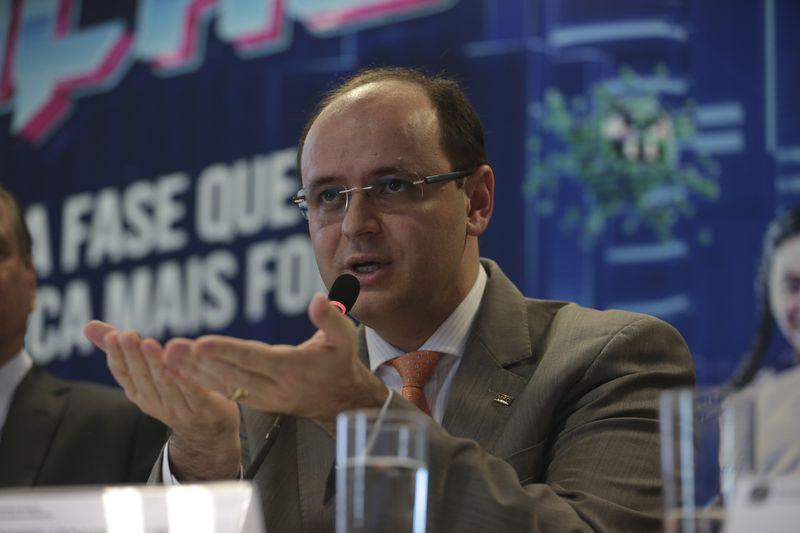 Secretário de educação básica do MEC, Rossieli Soares da Silva (Foto: José Cruz/Agência Brasil)
