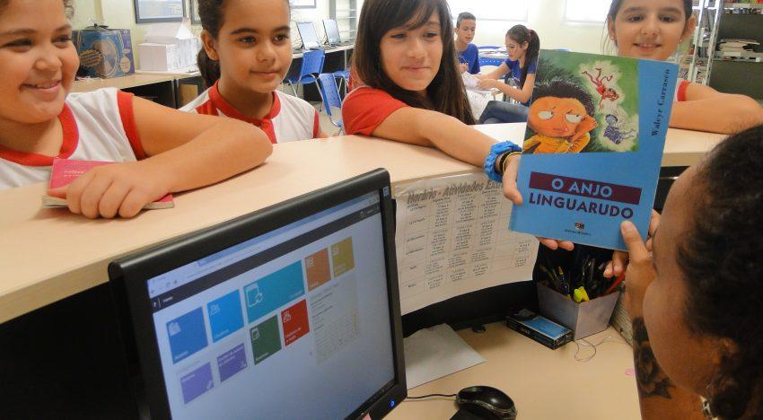 Biblioteca escolar em destaque: foco na gestão auxilia no fomento à leitura