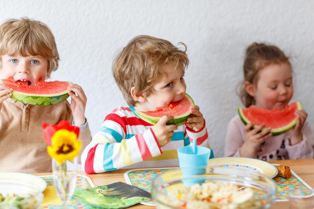 Projetos de alimentação saudável nas escolas buscam mudar hábitos familiares