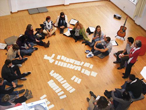 Universidade de Aveiro, em Portugal: alunos são estimulados a desenvolver novas estratégias de ensino