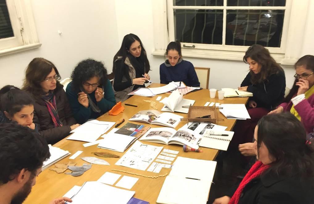 Grupo de estudos debate sobre primeira infância e cria oficina para bebês e crianças de até 4 anos