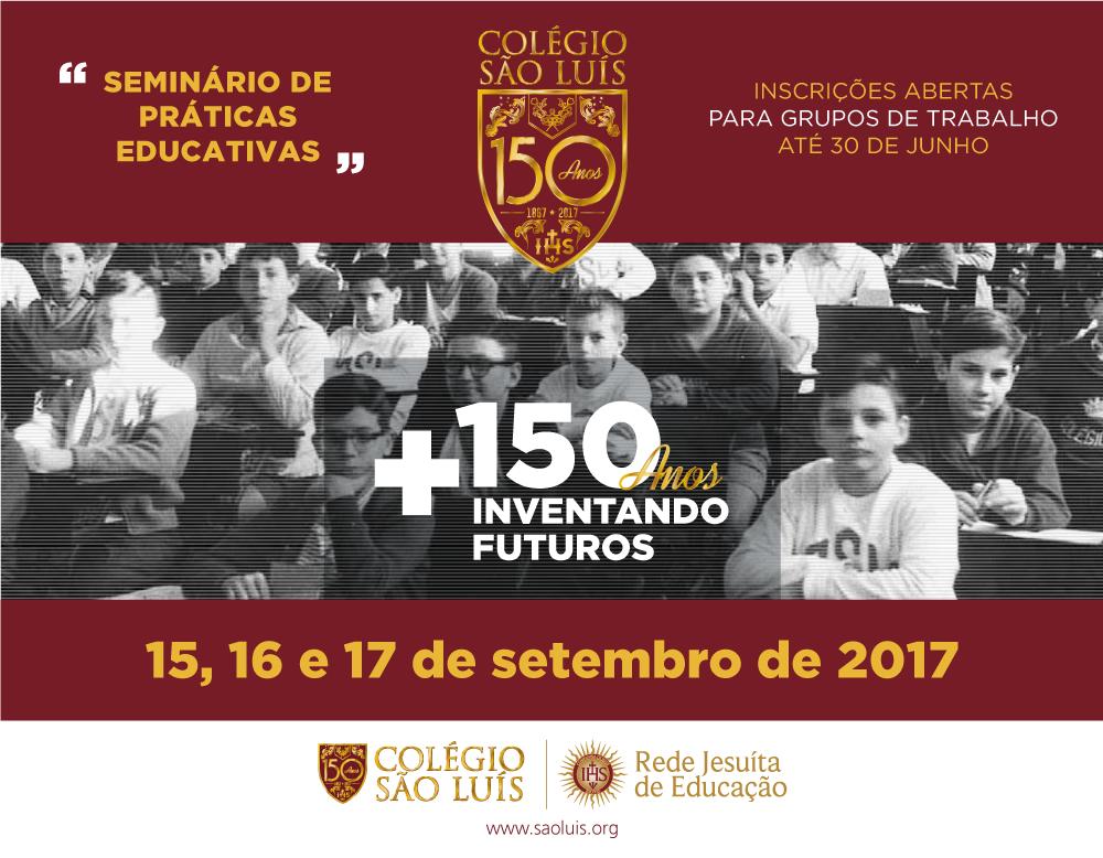 Colégio São Luís Seminário de Práticas Educativas