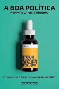 Livro do ex-ministro Renato Janine reflete sobre a democracia contemporânea