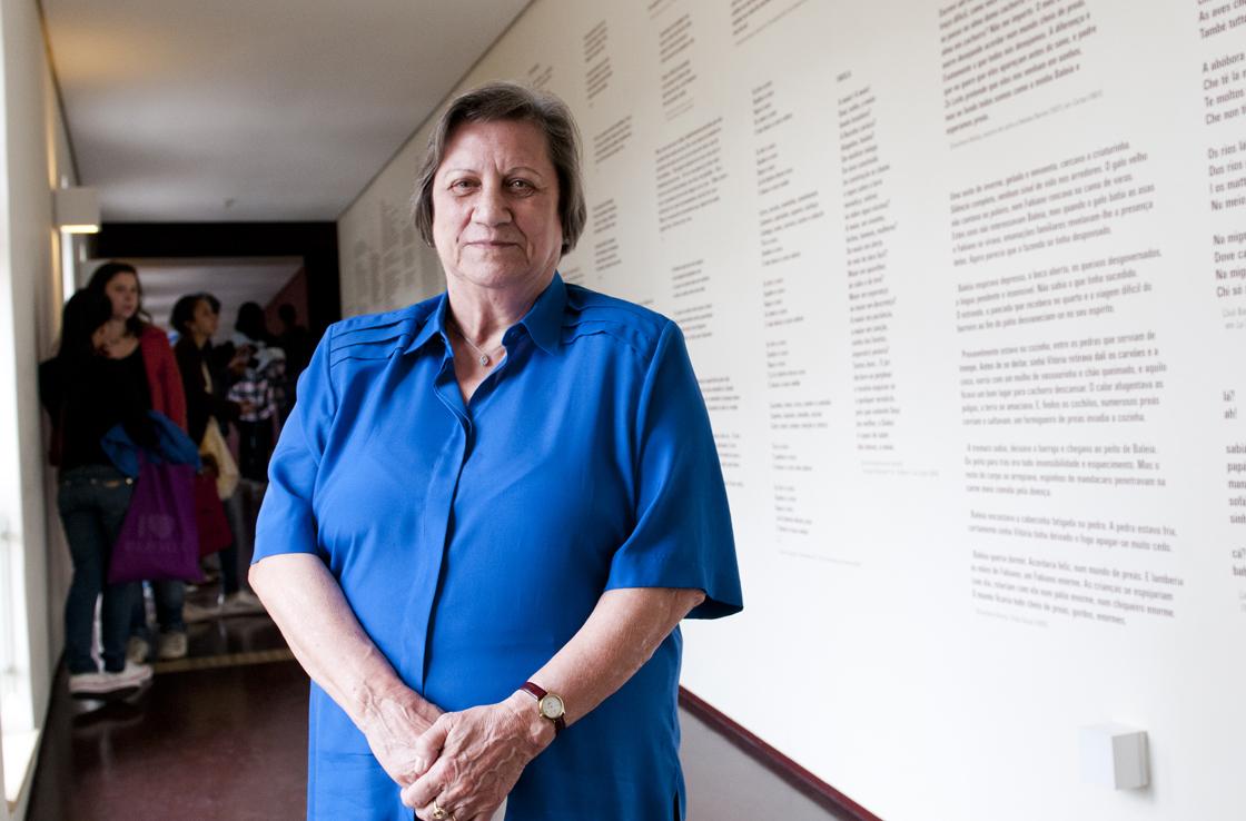 Educadora Magda Soares venceu Prêmio Jabuti com o livro com o livro 'Alfabetização – A questão dos Métodos ' (Foto: Gustavo Morita)