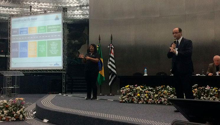 CNE recebeu contribuições à Base Nacional Comum Curricular nas audiências públicas realizadas nas diferentes regiões do Brasil (Crédito: Emmanuel Macedo/MEC)
