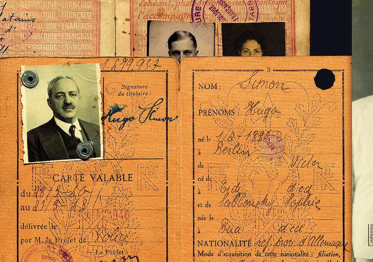 Autor recompõe história de seus antepassados a partir da descoberta de documentos de família