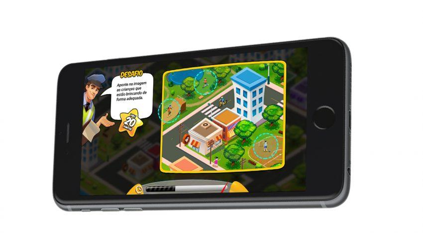 Movimento Maio Amarelo ganha versão kids com jogo e concurso cultural