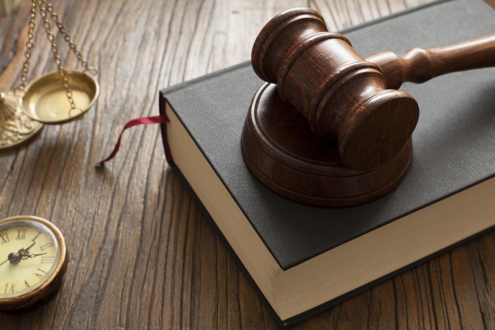 """""""Dura lex, sed lex"""" é uma expressão em latim que significa """"A lei é dura, mas é a lei"""" (Crédito: Shutterstock)"""