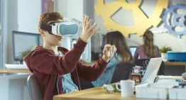 Parece ficção, mas é escola: conheça novidades tecnológicas que já chegaram à sala de aula