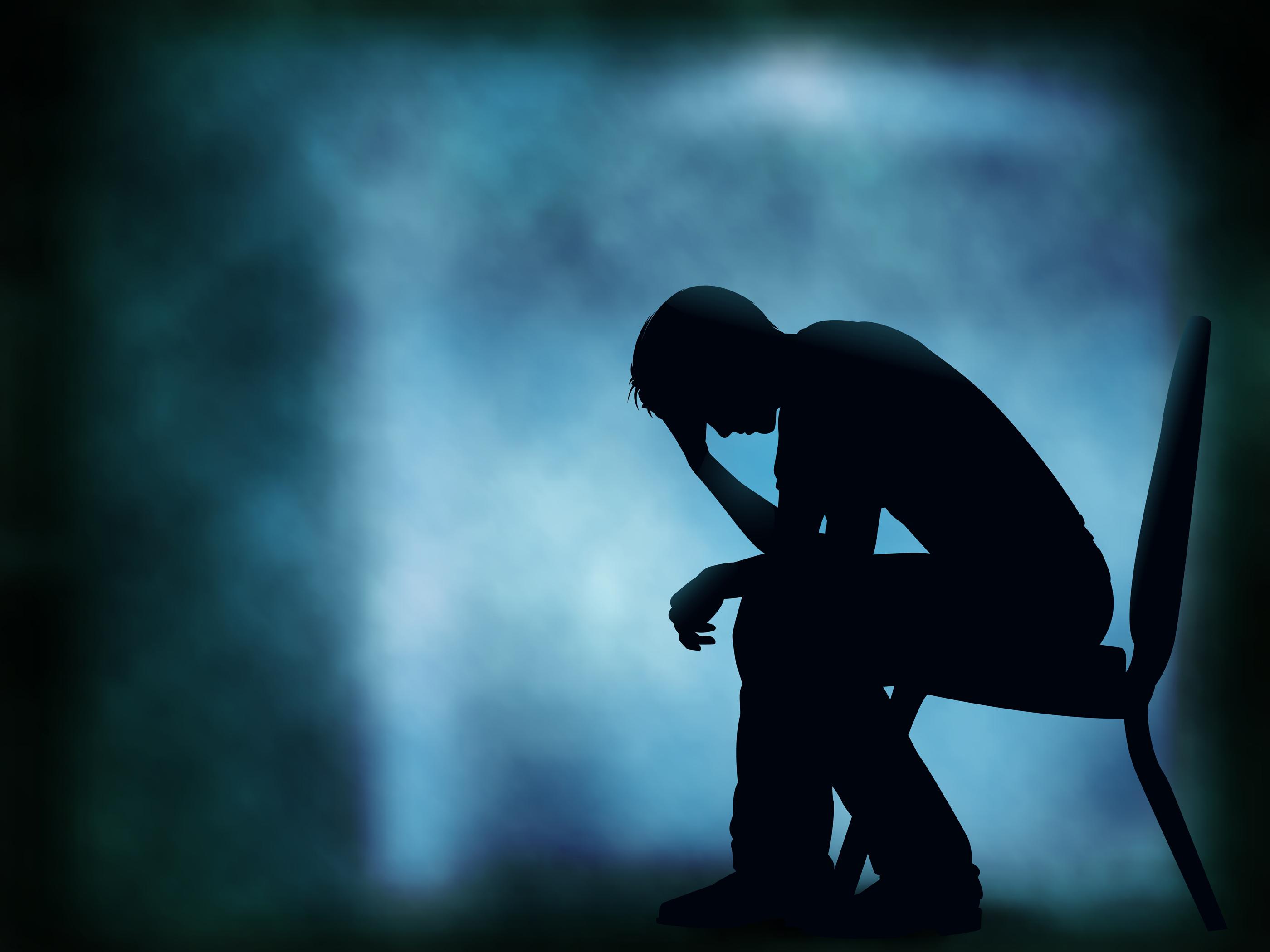 """""""É quase impossível encontrar alguém que pense em suicídio sem estar com a mente atormentada por algum motivo"""", afirma Alexandrina Meleiro (Crédito: Shutterstock)"""