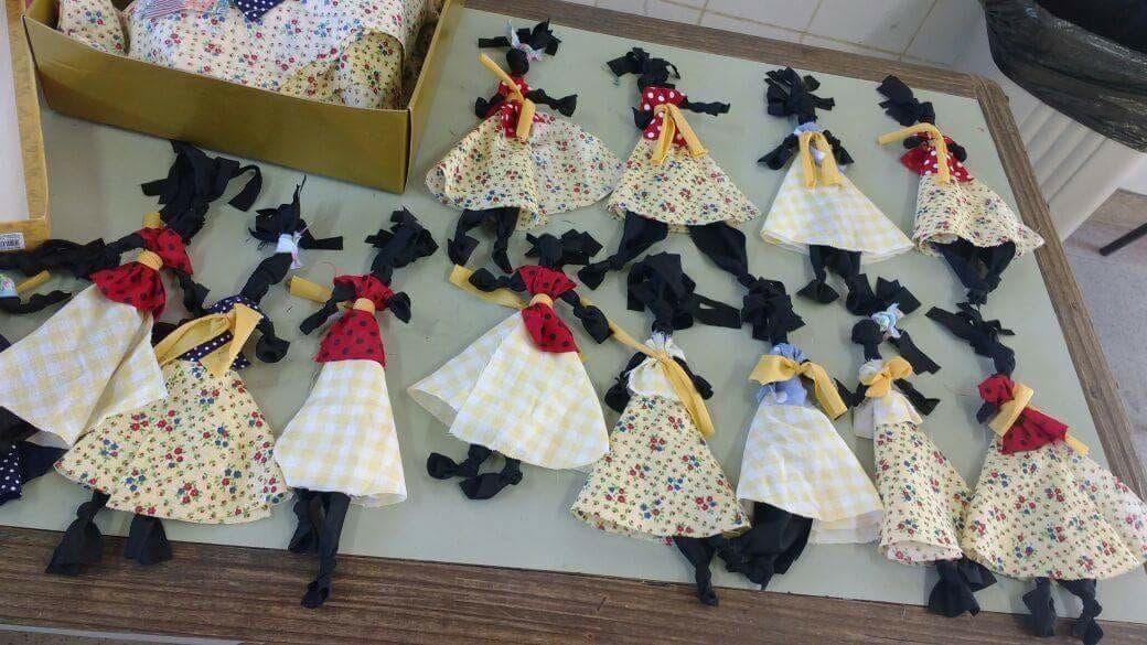 bonecas abayomins artes